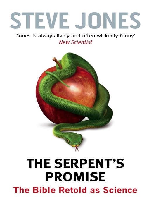 The Serpent&#39;s Promise (eBook): The Bible Retold as Science